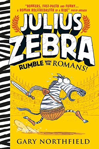 Julius Zebra Rumble with the Romans
