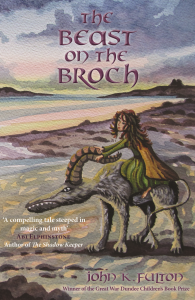 The Beast on the Broch cover
