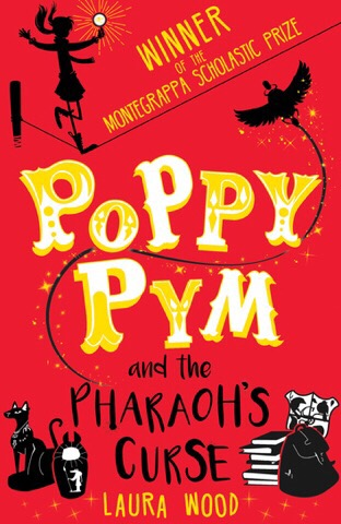 Poppy Pym and the Pharoah's Curse