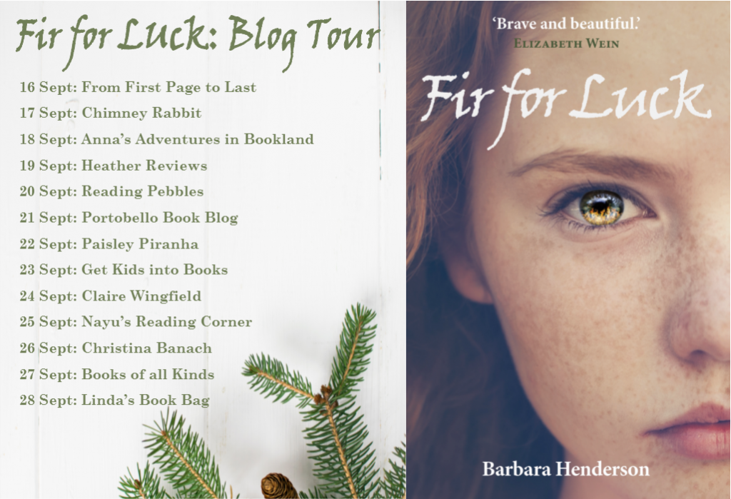 Fir for Luck Blog Tour