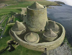 Caithness Broch Project