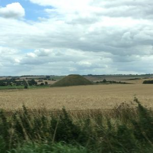 Silbury Hill by S.A. Rennie