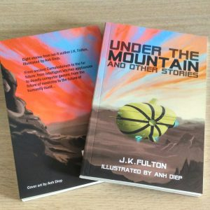 Under the Mountain paperbacks
