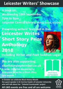 Leicester Writers Showcase